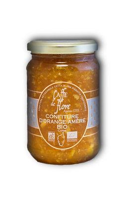 Confiture d'Orange Amère Bio | 360g