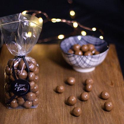 Noisettes Chocolat au Lait goût Caramel | Provence | 200g