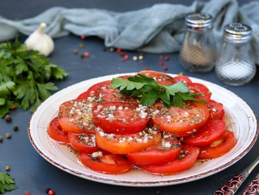 Tomate Provençale au barbecue