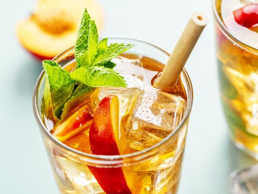 Une recette de thé glacé ! Facile, rapide et personnalisable !