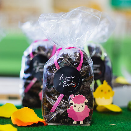 Friture chocolat noir | Provence | 200g