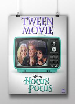 Tween Movie Hocus Pocus - HCPL