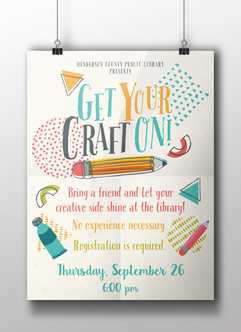 Get your Craft On - HCPL