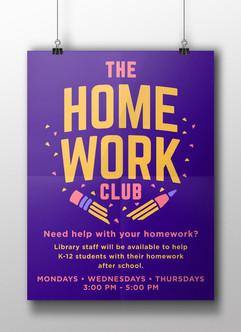 The Homework Club - HCPL