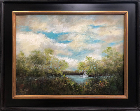 """""""A River View"""" - Terry Rone"""