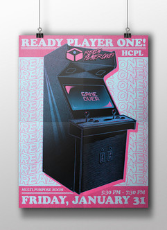 Ready Player One - HCPL