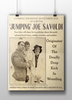 'Jumpin' Joe Salvoldi - HCPL
