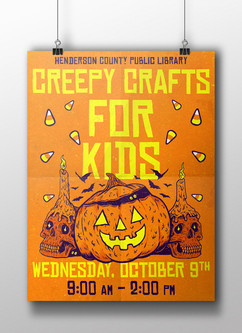 Creepy Crafts for Kids - HCPL