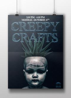 Creepy Crafts - HCPL