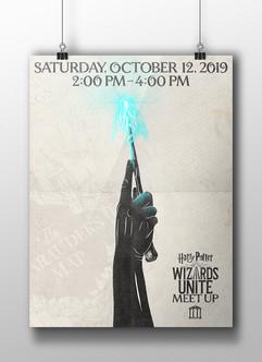 Harry Potter Wizards Unite - HCPL