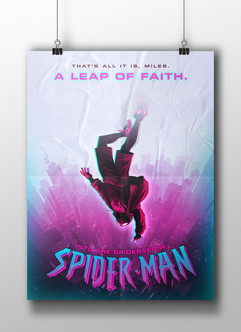 Spiderman - Into the Spiderverse