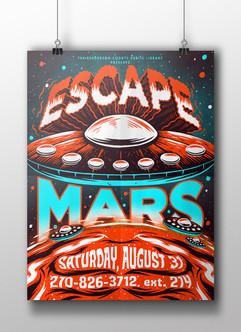 Escape Mars - HCPL