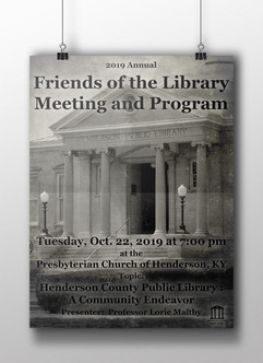 Friends of the Library Meeting & Program - HCPL
