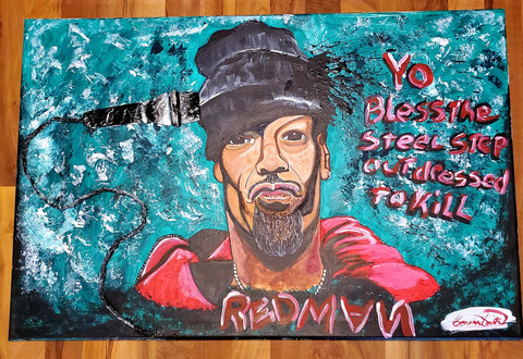 """""""RedMan"""" - Kevin Smith"""