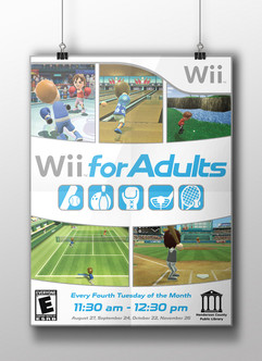 Wii for Adults - HCPL