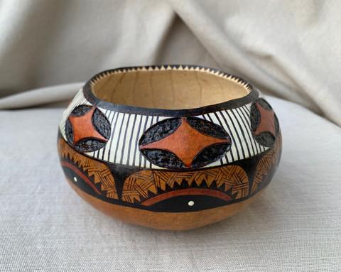 """""""Primitive Bowl"""" - Terri Bischoff"""