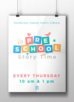 Pre-School Story Time - HCPL