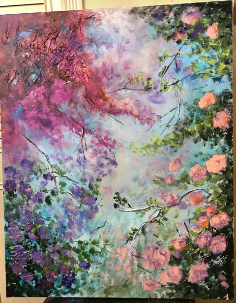 """""""Garden Segment"""" - Bob Wetzel"""
