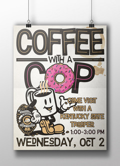 Coffee with a Cop - HCPL
