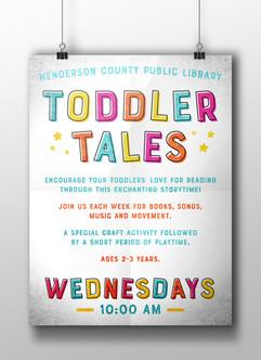 Toddler Tales - HCPL