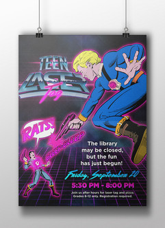 Teen Laser Tag - HCPL