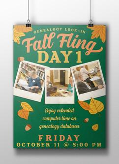 Falll Fling Day 1 - HCPL