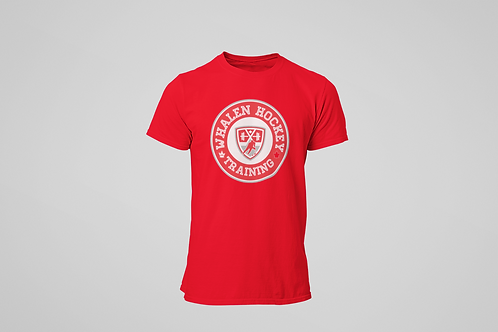 Walen Blues Red T-shirt (Red Logo)