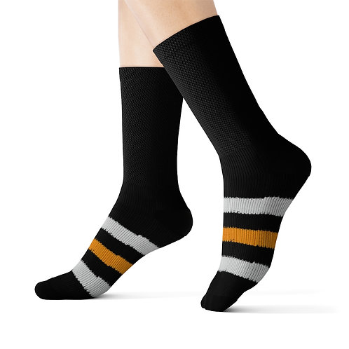 Pittsburgh Penguins Team Colour Sublimated Socks