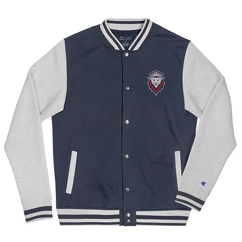 Team Great Britain Embroidered Champion Bomber Jacket