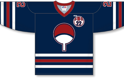 Jace Caspi Uchiha Memorial Ball Hockey Jersey