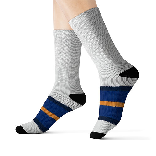 St. Louis Blues Team Colour Sublimation Socks