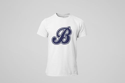Baycats Jersey Logo T-Shirt White