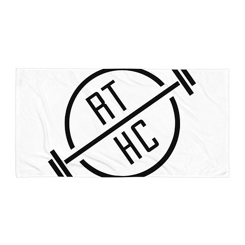 RTHC Hit The Showers Towel