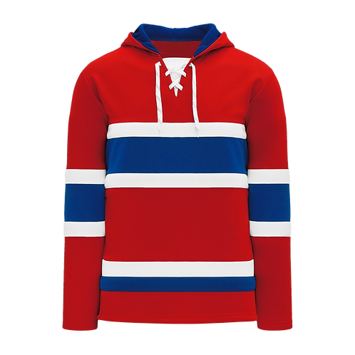 Montreal Canadiens Team Jersey Hoodie