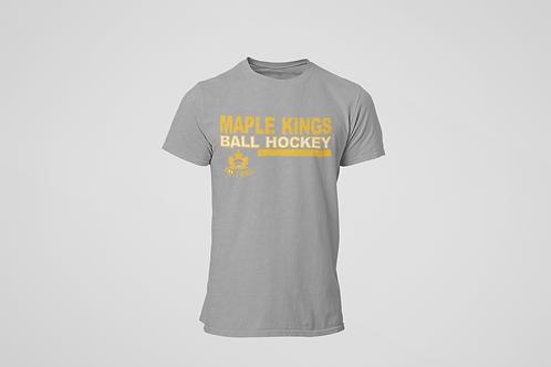 Maple Kings Grey T-Shirt