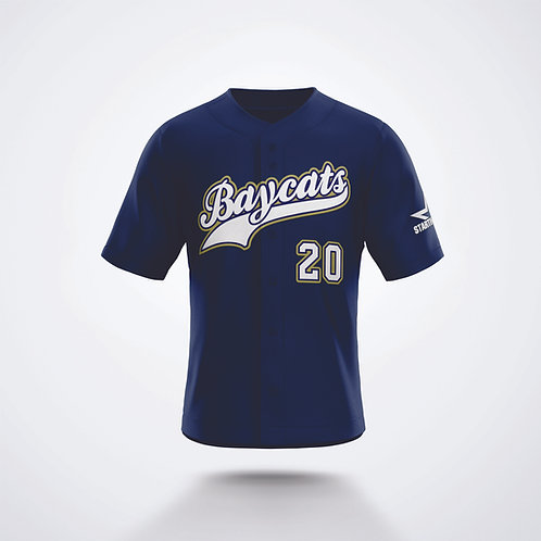 Baycats 2021 Navy Game Jersey