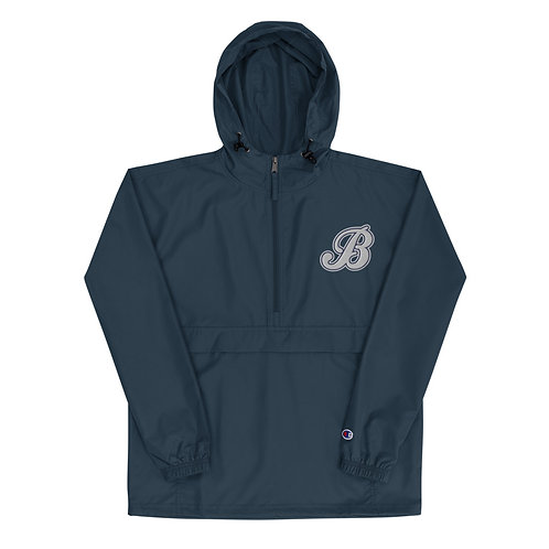 Barrie Baycats Embroidered Champion Packable Jacket