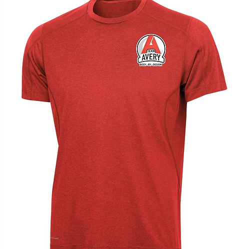 OGIO Endurance Performance T-Shirt Red