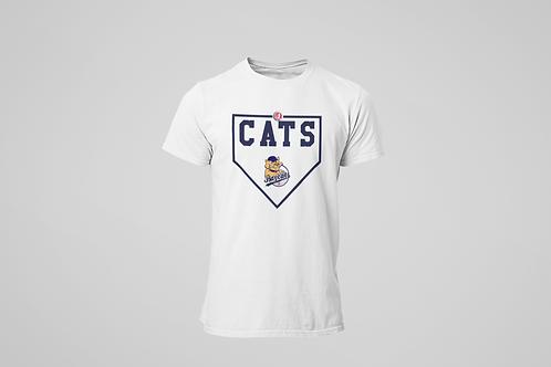 Baycats Diamond T-Shirt White