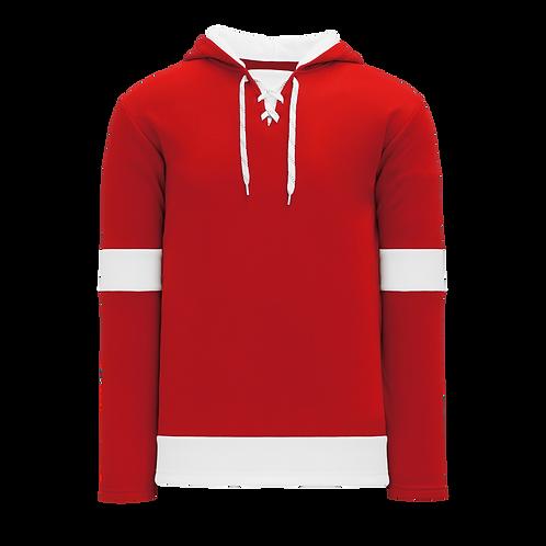 Detroit Red Wings Team Jersey Hoodie