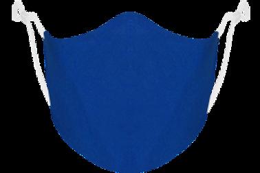 Royal Blue Adjustable - Reusable Face Mask