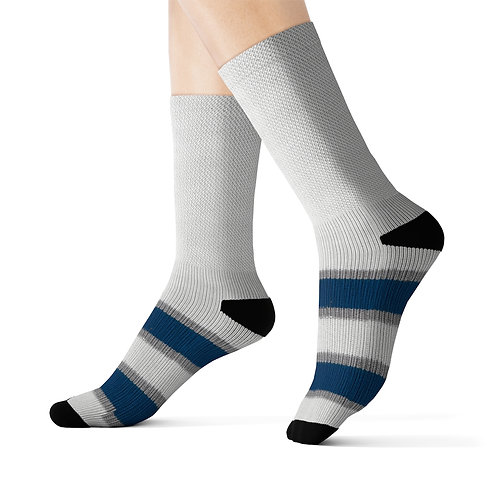 Winnipeg Jets Team Colour Sublimation Socks
