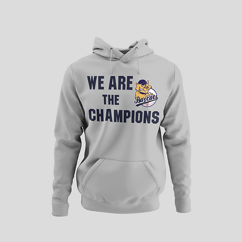 Baycats We are the Champs Performance Hoodie