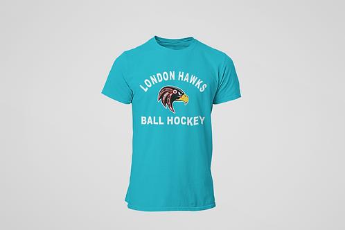 London Hawks Sky Blue T-Shirt