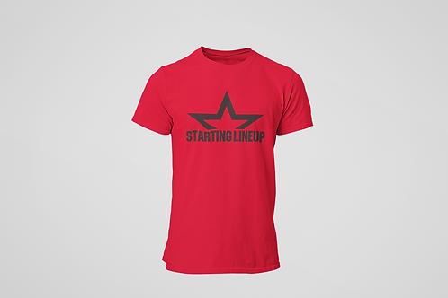 Starting Lineup Full Logo Cotton T-Shirt
