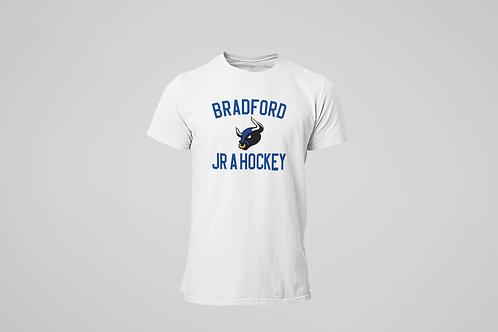 Bradford Bulls White T-shirt