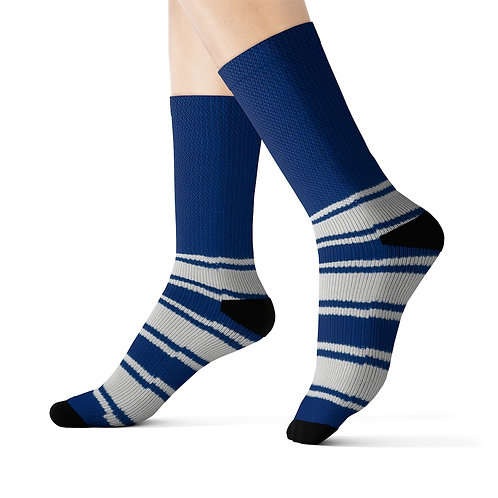 Toronto Maple Leafs Team Colour Sublimated Socks