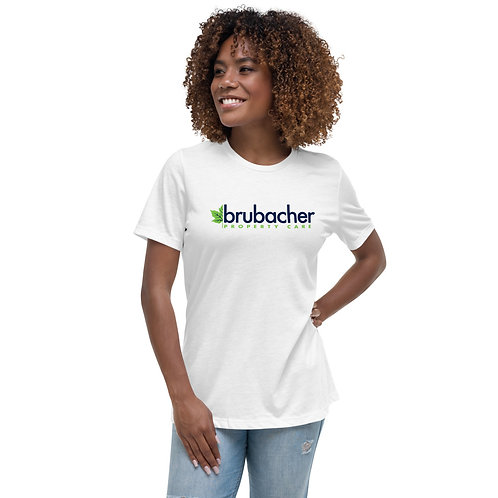 Brubacher Women's Relaxed Bella + Canvas T-Shirt
