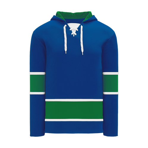 Vancouver Canucks Team Jersey Hoodie