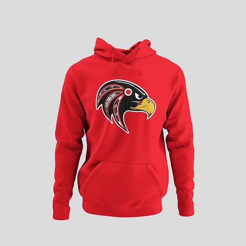 London Hawks Red Performance Hoodie